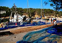 Spain _ The Balearics _ Majorca _ Cala Santanyi