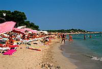 Spain _ The Balearics _ Ibiza _ Playa Salinas