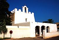 Spain _ The Balearics _ Ibiza _ Town _ San Jorge