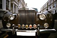 Great Britain _ London _ Rolls Royce