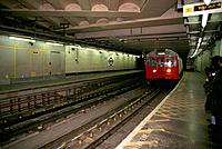 Great Britain _ London _ Subway