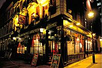 Great Britain _ London _ Sherlock Holmes Pub