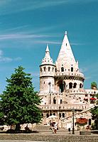 Hungary _ Pest _ Fishermen's Bastion