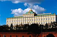 Russia _ Moscow _ Kremlin Great Palace