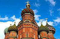 Russia _ Moscow _ St Basile the Blessed