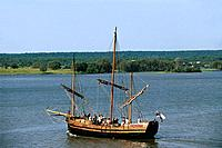 Russia _ Onega Lake _ Sail on the Lake