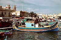Malta _ South _ Marsaxlokk