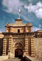 Malta _ Mdina _ Main Gate