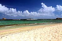 French Caribbean _ Caribbean Islands _ Guadeloupe _ Grande Terre _ The Gourde Cove