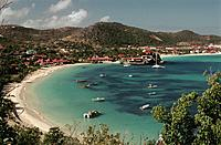 French Caribbean _ Caribbean Islands _ Saint Barthelemy _ St Jean Bay