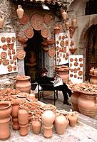 Italy _ Sicily _ Taormina _ Pottery