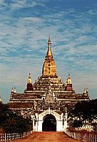 Myanmar _ Bagan _ Ananda Temple