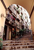 Italy _ Campanie _ Napoli _ Old Napoli