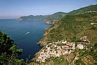 Italy _ Ligury _ Cinque Terre