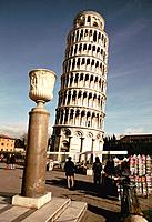 Italy _ Tuscany _ Pisa _ The Leaning Tower