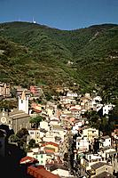 Italy _ Ligury _ Riomaggiore _ Cinque Terre