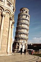 Italy _ Tuscany _ Pisa _ Leaning Tower