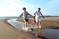 Beach _ Family on the Beach