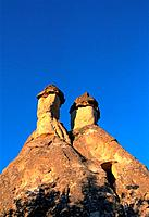 Turkey _ Cappadoce _ Pasabagi _ Zelve _ Valley of Fairy Chimney