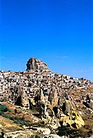 Turkey _ Cappadoce _ Uchisar