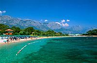 Turkey _ Mediterranean Coast _ Antalya Region _ West Coast _ Kemer