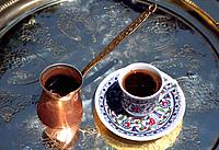 Turkey _ Istanbul _ Turkish Coffee
