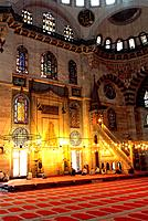 Turkey _ Istanbul _ Soliman Mosque