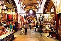 Turkey _ Istanbul _ The Great Bazaar