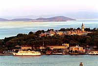 Turkey _ Istanbul _ Seraglio Foreland _ Topkapi Palace _ Islands of Princes
