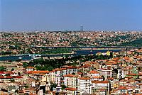 Turkey _ Istanbul _ Gold Horn District