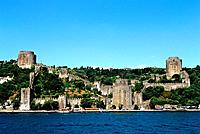 Turkey _ Istanbul _ European Seaside _ Rumeli Hisar Fortress