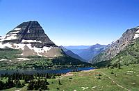 USA _ National Park _ Glacier _ Hidden Lake