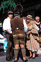 Germany _ Munich _ Traditional costume
