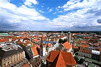 Germany _ Munich _ Overallview
