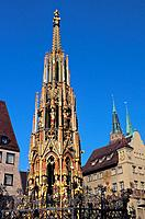 Germany _ Bavaria _ Nuremberg _ Belle Fontaine