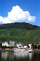 Germany _ Moselle _ Moselle Valley