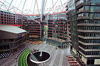 Germany _ Berlin _ Sony Center