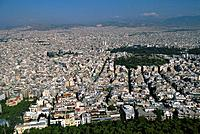 Greece _ Athens _ Overall view