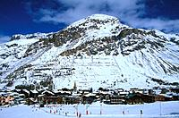 Mountain _ Val d'Isere _ Overallview