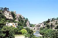 Vaucluse _ Haute Provence _ Vallee du Rhone _ Vaison la Romaine