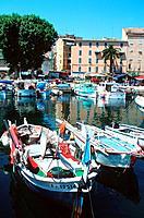 Corse _ Ajaccio _ Port de peche