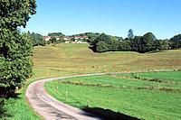 Limousin _ Haute Vienne _ Monts d´Aurbozac