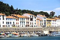 France _ Pyrenees Orientales _ Port Vendres