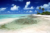 French Polynesia _ Tikehau´s atoll _ Tuamotu