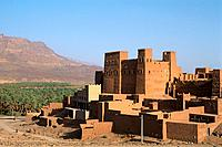 Morocco _ South _ Drâa Valley _ Ouled Othmane