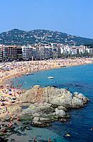 Spain _ Barcelona _ Costa Brava _ Lloret de Mar