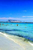 Italy _ Sardinia _ North Region _ East _ Cinta Beach