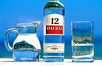 Greece _ Crete _ Ouzo
