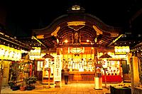 Japan _ Kyoto _ Higashiyama District _ Sanctuary
