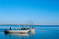 Tunisia _ The South _ Jerba _ Ajim port